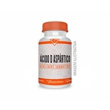 Ácido D-aspártico 500mg