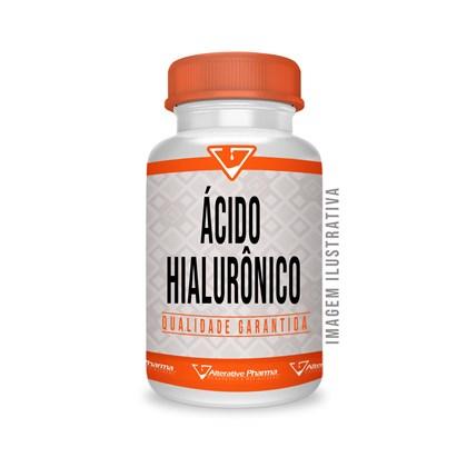 Ácido Hialurônico 200 Mg - 120 Cápsulas