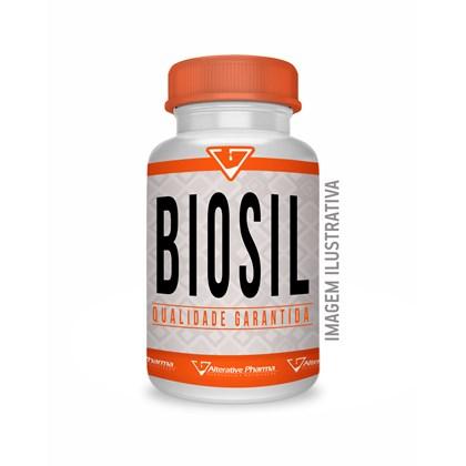 Biosil 300mg  Manipulado P/ Pele, Cabelos, Unhas