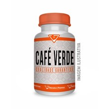 Café Verde 500mg 120 Cápsulas - Green Coffee