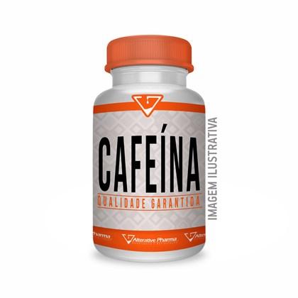 Cafeína 100 Mg - 120 Cápsulas