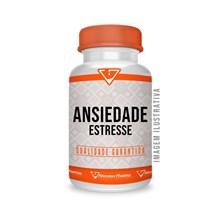 Composto Ansiedade- Estresse 60 Cápsulas
