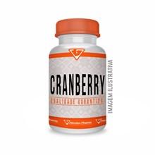 Cranberry 500mg 120 Cápsulas Manipulado