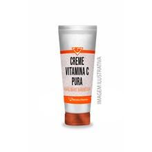 Creme Com Vitamina C Pura 6% -100 Gramas