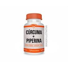 Curcuma Longa 500mg + Piperina 10 Mg