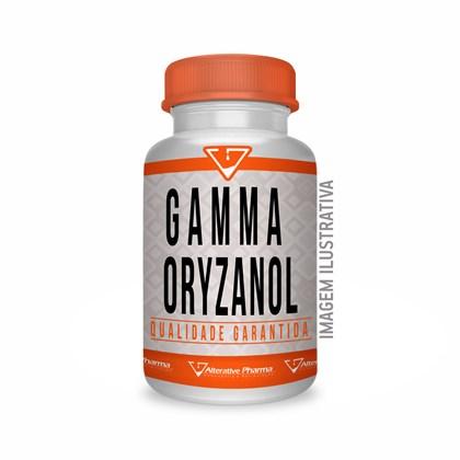 Gamma Oryzanol 300mg 120 Cápsulas