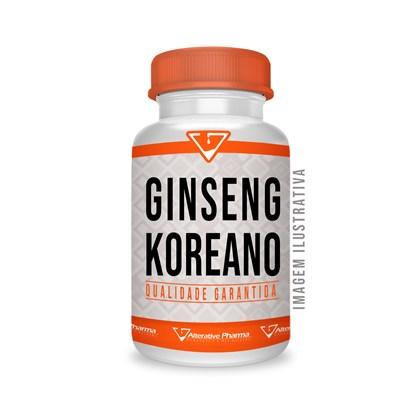 Ginseng Koreano 200 Mg