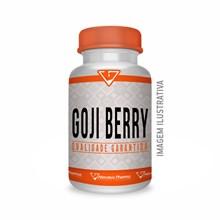 Goji Berry 500mg Concentrado Puro -  60 Cápsulas