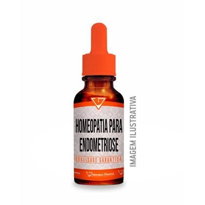 Homeopatia Para Endometriose - 3 X 30ml