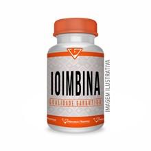 Ioimbina (Yohimbe) 10mg - 60 Cápsulas