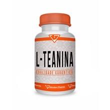 L Teanina 300mg Manipulado 90 Cápsulas - L-theanine