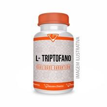 L-triptofano 200mg 60 Cápsulas - Triptofano