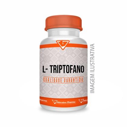 L-triptofano 500mg 120 Cápsulas - Triptofano