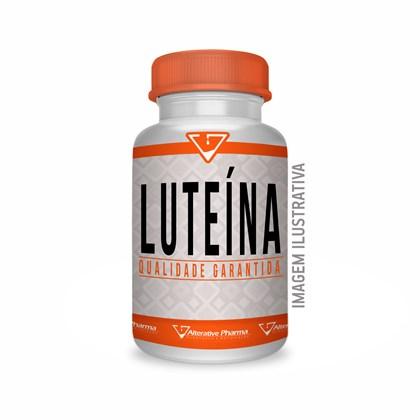 Luteína 20mg 120 Cápsulas - Saúde Dos Olhos