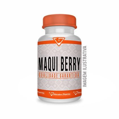 Maqui Berry 500mg 60 Cápsulas Manipulado