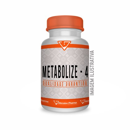 Metabolize 4 500mg