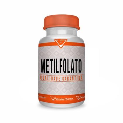 Metilfolato - Vitamina B9 - 1mg 120 Comprimidos Sublinguais