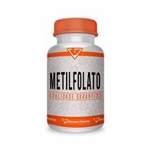 Metilfolato - Vitamina B9 - 500mcg 60 Compr. Sublinguais