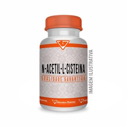 N Acetilcisteína 1200mg - 120 Doses - Nac