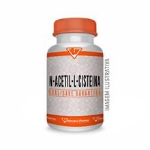 N Acetilcisteína 600mg - 120 Cápsulas