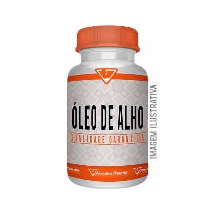 Óleo De Alho 250mg - 60 Cápsulas