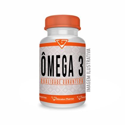 Oleo De Peixe Omega 3 1g 120 Cápsulas Alterative Pharma