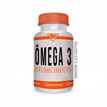 Oleo De Peixe Omega 3 1g
