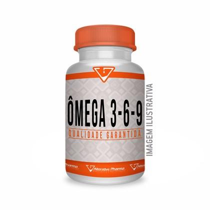 Omega 3,6,9 120 Cápsulas 2 Potes