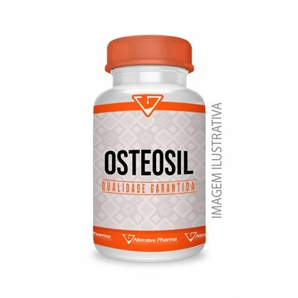 Osteosil ® 200mg (selo Autenticidade) 60 Cápsulas