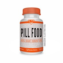 Pill Food  - 2 Unidades