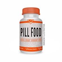 Pill Food - 240 Cápsulas - Cabelos, Pele E Unhas