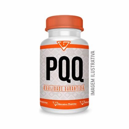 Pqq - Pirroloquilonina Quinona 10mg - 120 Cápsulas