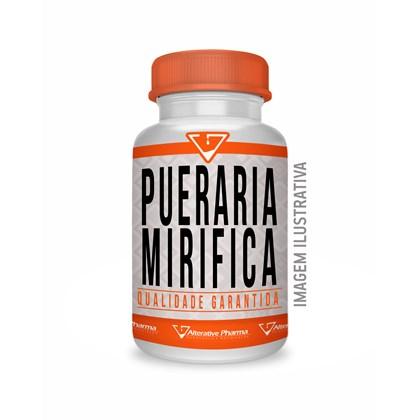 Pueraria Mirifica 500mg 60 Cápsulas Manipulado