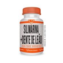 Silimarina 200 Mg + Dente De Leão 250 Mg - 60 Cápsulas