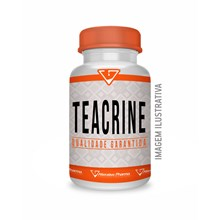 Teacrine ® 50mg - Selo De Autenticidade