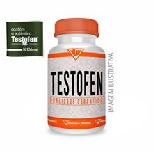 Testofen ® 300mg - 120 Cápsulas - Selo De Autenticidade