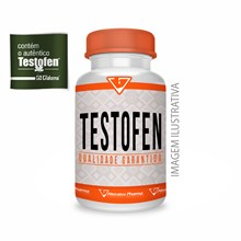 Testofen ® 300mg  - Selo De Autenticidade