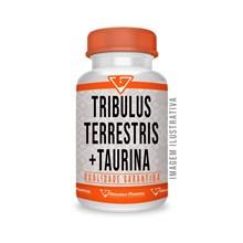 Tribulus Terrestris 625mg + Taurina 500mg 60 Doses