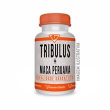 Tribulus Terrestris + Maca Peruana 650mg