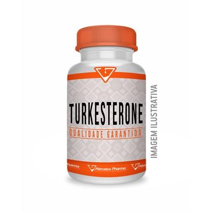 Turkesterone (ajuga Turkestanica) 500mg 120 Cáps Manip