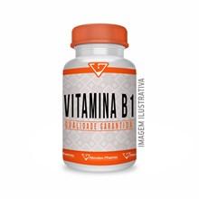 Vitamina B1 (tiamina) 250mg 120 Cápsulas Manipulado