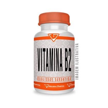 Vitamina B2 (riboflavina) 30 Mg 240 Cápsulas Manipulado