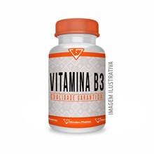Vitamina B3 (niacina) 250mg - 60 Cáps