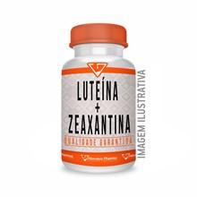 Zeaxantina 2mg + Luteína 10mg 60 Cápsulas Manipulado