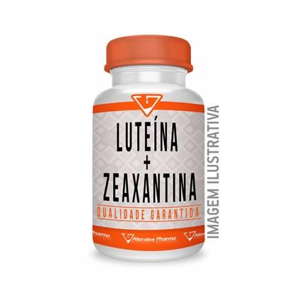 Zeaxantina 2mg + Luteína 20mg 60 Cápsulas